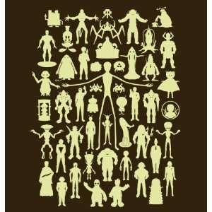 alienWe Tee Shirt by Chop Shop (it glows)