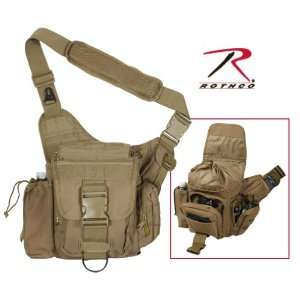 Rothco Advanced Tactical Shoulder Bag: Sports & Outdoors