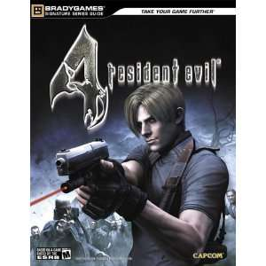 Resident Evil 4 (Bradygames Signature Series Official Strategy Guide