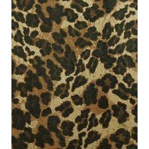 Flocked Velvet Leopard Fabric: Arts, Crafts & Sewing