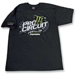 Dirt Champ T Shirt , Gender Mens, Color Black, Size Md PC09102 0220