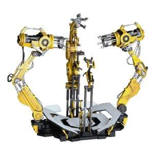 Iron Man 2 Diorama 1/6 Suit Up Gantry 40 cm Toys & Games
