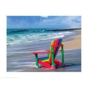 Mike Jones   Chair Canvas: Home & Kitchen