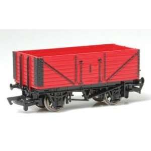 Bachmann Trains Thomas And Friends Open Wagon Red Toys