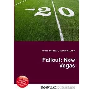 Fallout: New Vegas (in Russian language): Ronald Cohn