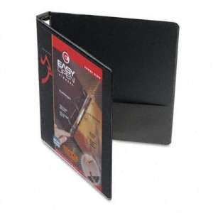 EasyOpen ClearVue Locking Round Ring Binder   1in Capacity