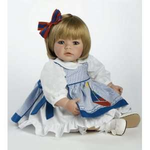 Adora Pin A Four Seasons 20 inch Doll ONE DOLL WITH FOUR