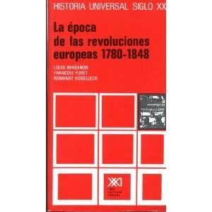 Historia universal / 26 / La epoca de las revoluciones europeas