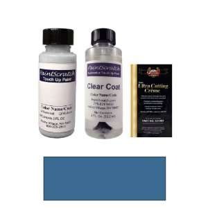 Blue Metallic Paint Bottle Kit for 2005 Audi TT (LZ5C/2Y): Automotive