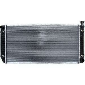 94 99 GMC YUKON RADIATOR SUV, 8cyl; 5.7L; 350c.i. 34x17 1 Row w/o HRL