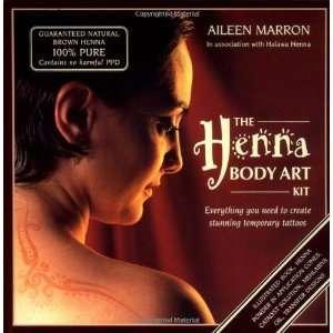 You Need to Create Stunning Temporary Tattoos: Aileen Marron: Books