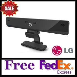 Lg smart tv web camera an vc 300 skype tv camera lw5700 for Camera tv web