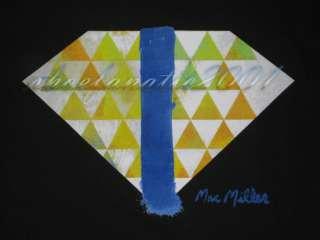 Diamond Mac Miller Hundreds Jetlife Raekwon Shirt Large L Black