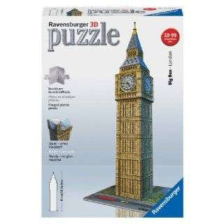 Eiffel Tower 216 Piece 3D Building Set: Explore similar items