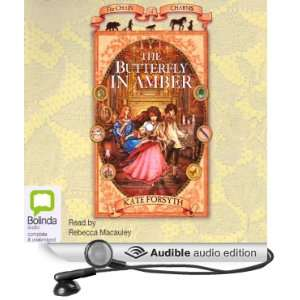 The Butterfly in Amber Chain of Charms, Book 6 (Audible