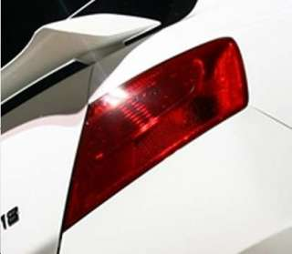 06 10 Honda Civic Red out tail light film turn overlay