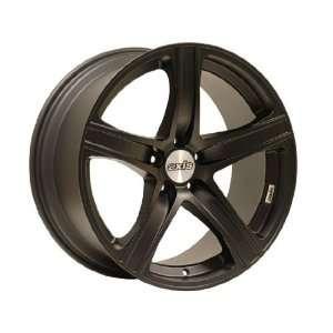 19x9.5 Axis Elite (Matte Black) Wheels/Rims 5x114.3 (ELT9955H40MBX)