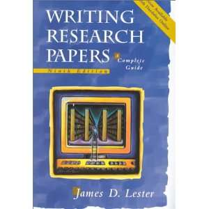 Writing Research Papers (Citing Cyberspace Package