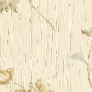 Brewster 288 5754 27 Inch by 396 Inch Large Textured Floral Scroll