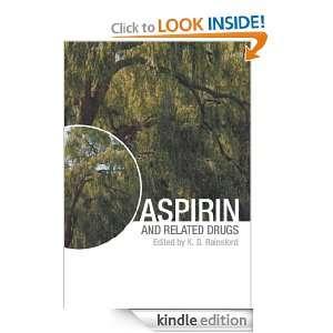 Aspirin and Related Drugs K.D.Rainsford, Kim D. Rainsford