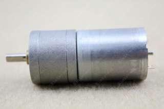 12V DC 200RPM Powerful High Torque Gear Box Motor
