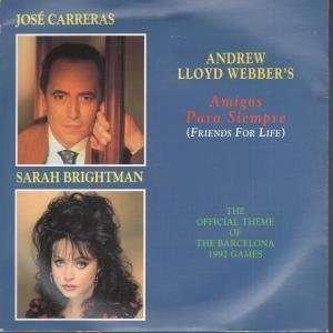 Amigos Par Siempre (Friends For Life) Jose Carreras