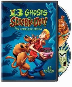 Title The 13 Ghosts Of Scooby Doo The Complete Series [DVD]