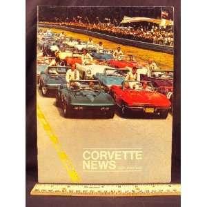 1980 80 October / November CORVETTE NEWS Magazine Chevrolet Motor Division