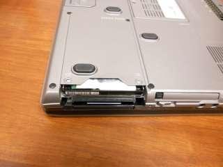 Dell Latitude D830 PM 2.0 Ghz 2 GB Ram 80 GB Laptop Win 7 Office 2010