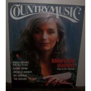Country Music Magazine September/October 1991 Russell Barnard Books