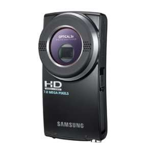 Top Quality Samsung HMX U20 Ultra Compact Full HD Camcorder  Black By