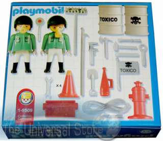 Playmobil Police Toxicology Brigade & Special Force   Unopened Boxes