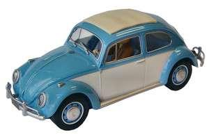 Scalextric C3204 1963 Volkswagen Beetle 1/32 Slot Car