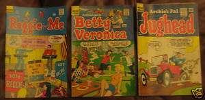 1964 1971 ARCHIE SERIES COMIC BOOK LOT OF 2+ BONUS L@@K