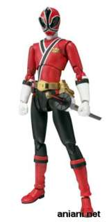 Bandai S.H.Figuarts Shinkenger Shinken Red Figure