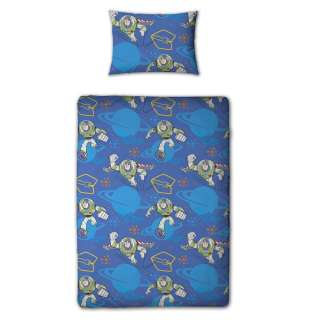 TOY STORY INFINITY JUNIOR COT BED DUVET COVER NEW OFFICIAL BUZZ