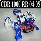 CBR 1000 RR 04 05 CBR1000RR Fireblade ABS Play Boy White Black