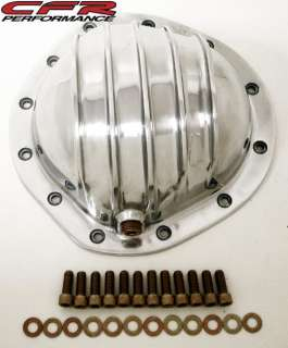 ALUMINUM DIFFERENTIAL REAR COVER GM CHEVY TRUCK 12 BOLT