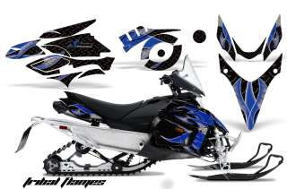 AMR RACING SNOWMOBILE DECAL GRAPHIC KIT YAMAHA PHAZER RTX GT MTX 07 12
