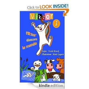 Vitkor découvre le monde (Livres illustrés pour enfants et tout