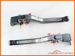2011   2012 Honda CBR250R Adjustable Folding Brake & Clutch Levers