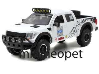 JADA OFF ROAD BIGTIME 2011 FORD F 150 SVT RAPTOR PICK UP TRUCK 1/24