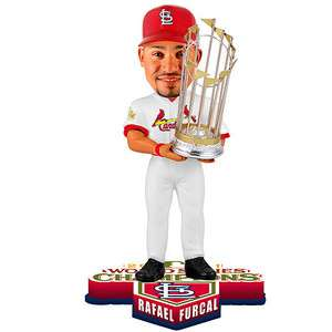 Louis Cardinals 2011 World Series Champion BobbleHead IN STOCK