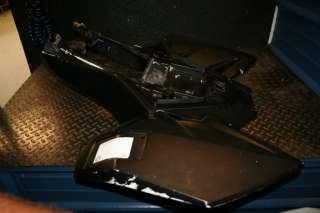 Suzuki LTR450 LTR 450 Stock Rear Fenders Plastic OEM