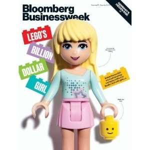 December 19 25, 2011 (Legos Billion Dollar Girl): Bloomberg: Books