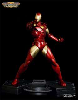 Iron Man EXTREMIS Figure Statue Avengers Marvel Randy Bowen Designs