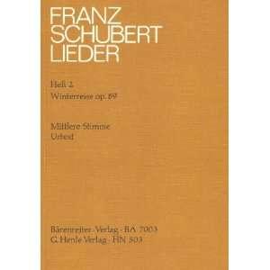 - 104106294_amazoncom-franz-schubert-lieder-heft-2-winterreise-op-89