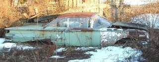 1960 Chevy Chevrolet Impala 2dr ht rat hot rod parts