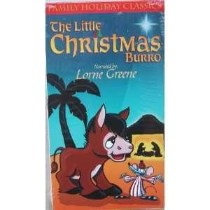 The Little Christmas Burro Lorne Greene Movies & TV