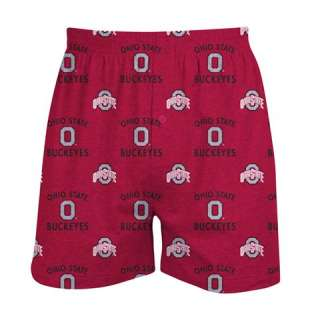 Ohio State University Buckeyes Mens Cotton Boxer Shorts